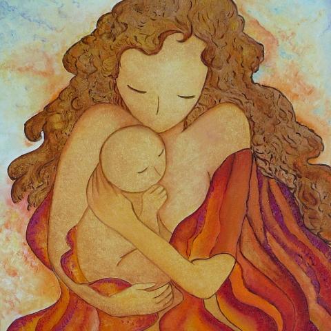 Il latte materno